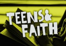 faith teenagers