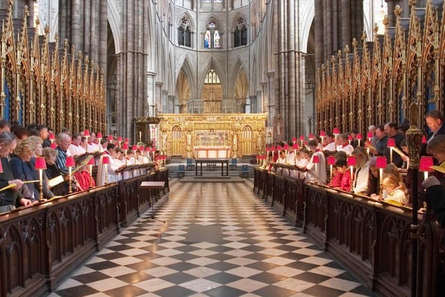 Tradition Church of England Evensong
