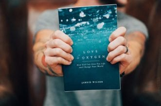 Love is Oxygen Jarrid Wilson