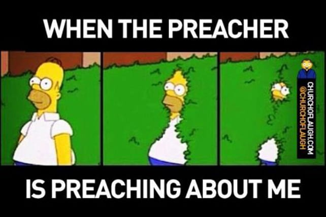 church life meme
