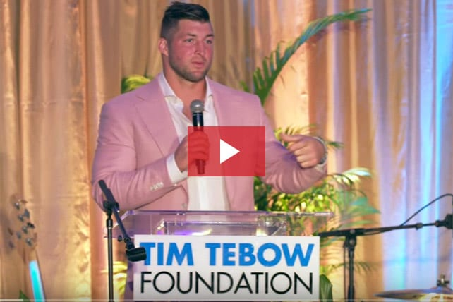 Tim Tebow: Jocy's Journey to Healing
