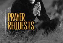 Why My Church Doesn't Share Prayer Requests