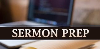 How Much Time Should a Pastor Spend on Sermon Prep