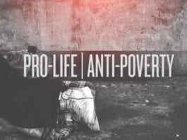 We Can't Be Pro-Life if We're Not Anti-Poverty