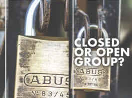 Should Your Church Have Open or Closed Groups?