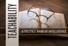 Teachability: A Telltale Mark of Intelligence