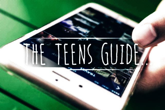 The Teen's Guide to Social Media & Devices