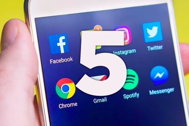 5 Ways to Use Social Media When You're Not Doing Promotions