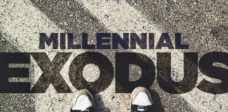millennials leaving church