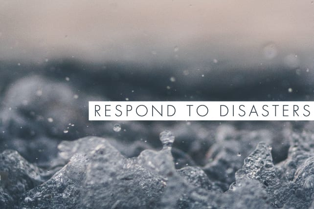 How Your KidMin Can Respond to Disasters