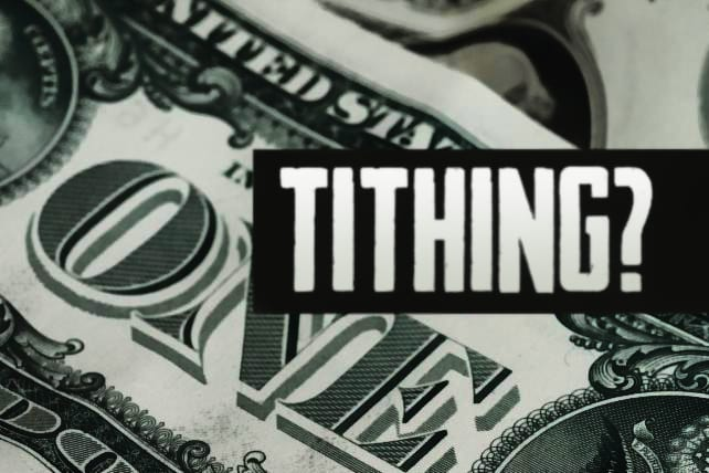 Is It Time to Stop Tithing?