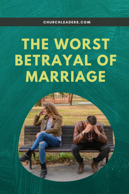 betrayal in marriage