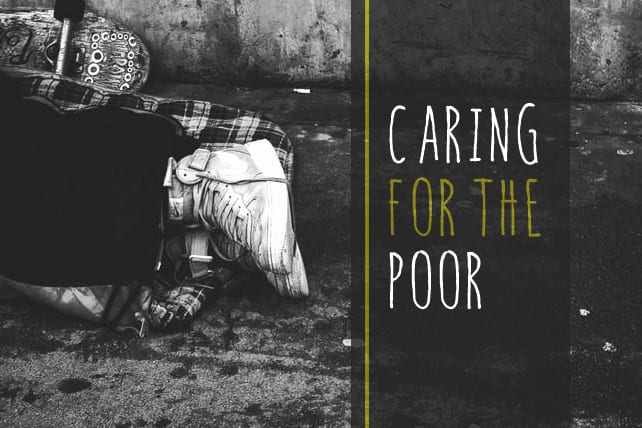 care for the poor