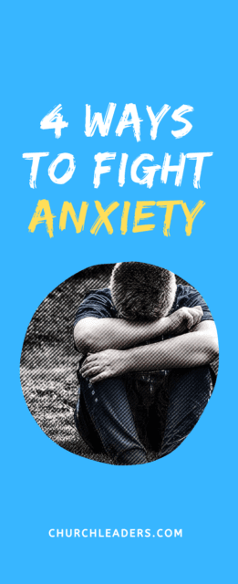 fight anxiety