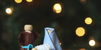 Christmas nativity crafts