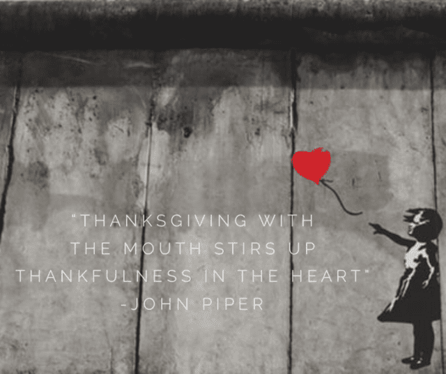 Thanksgiving Quotes John Piper
