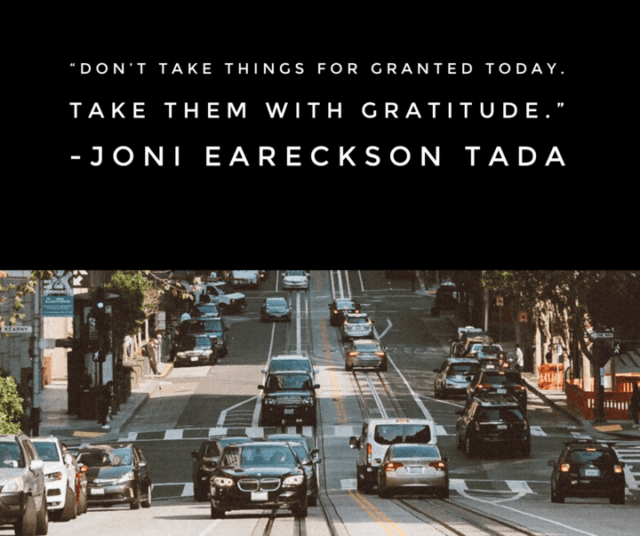 Thanksgiving Quotes Joni Eareckson Tada