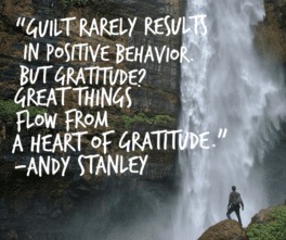 Thanksgiving Quotes Andy Stanley