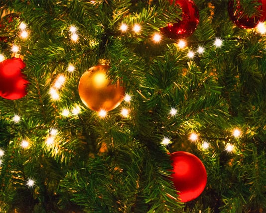 Colors of Christmas Object Lesson
