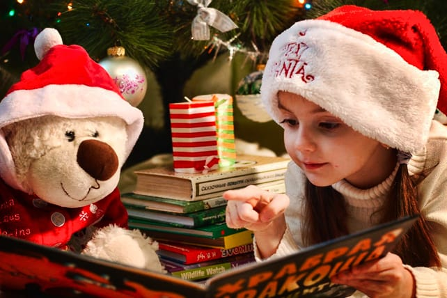 Danny recommends: Children's Christmas Books