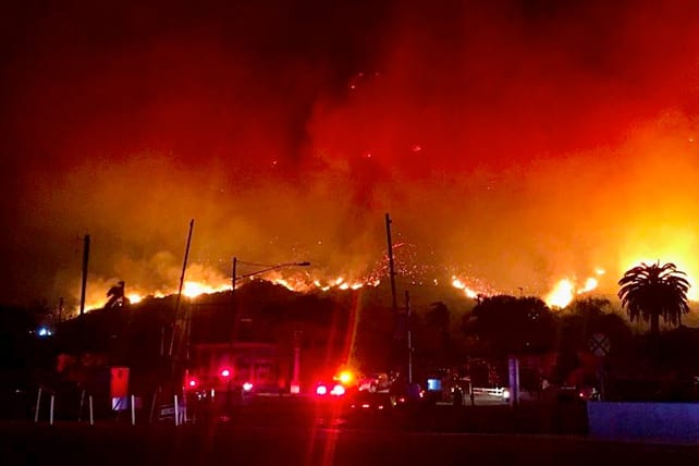 Southern california fires