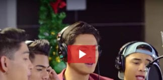 Christmas video Philippines