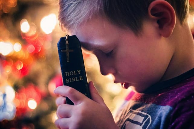 When Kids Make Early Decisions for Christ