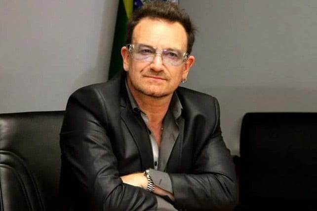 bono on what the psalms get right about human experience