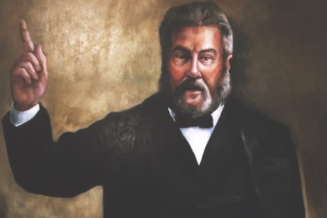 """Compel Them to Come In:"" The Posture and Persuasion in the Preaching Of Charles Haddon Spurgeon"