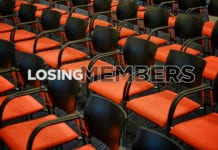 Five Major Questions and Answers About Losing Church Members