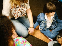 3 Ways to Integrate Children Into Your Groups