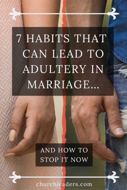 adultery in marriage