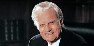 Billy Graham taught