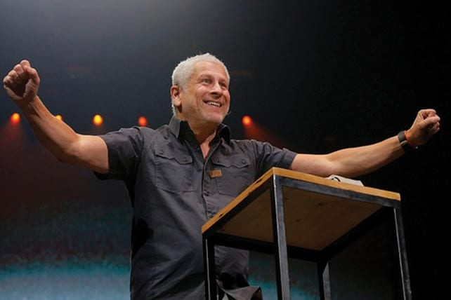 Louie Giglio: I Came Back and So Can You