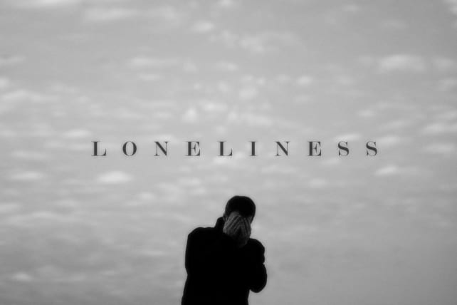 The Epidemic of Male Loneliness