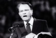 enemies of Billy Graham
