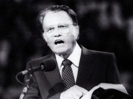 The Death Of Billy Graham: What Place Does Music Hold In His Legacy?