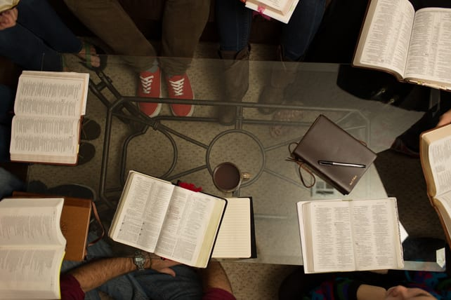 Are Small Group Meetings Biblical?