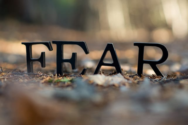 Fear Is Gripping More People in the Church