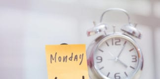 It's the Monday After Easter--Now What?