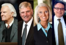 Billy Graham's Children