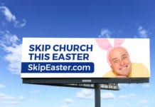 Skip Church This Easter
