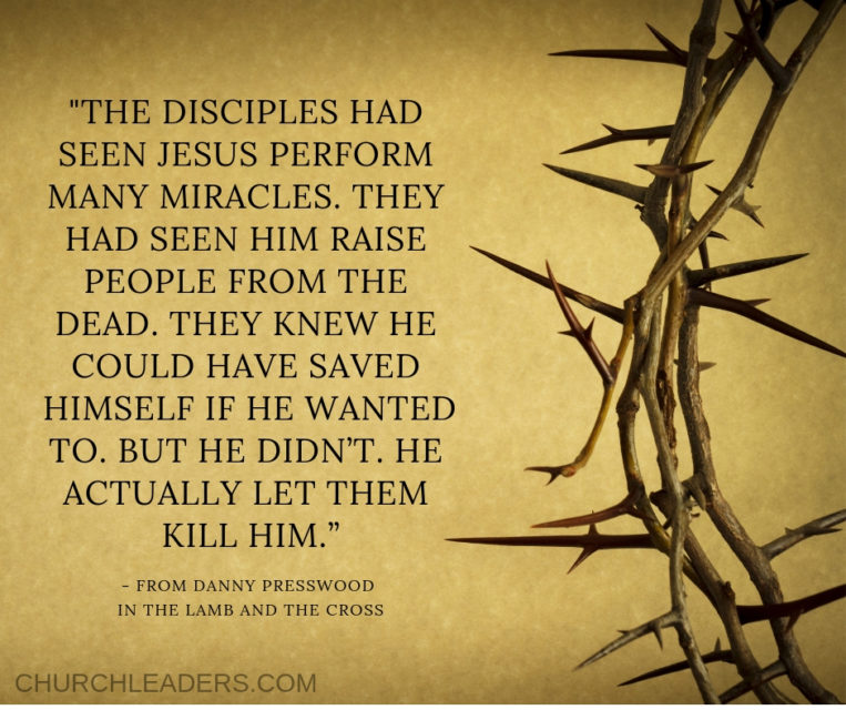 Good Friday Quotes Disciples