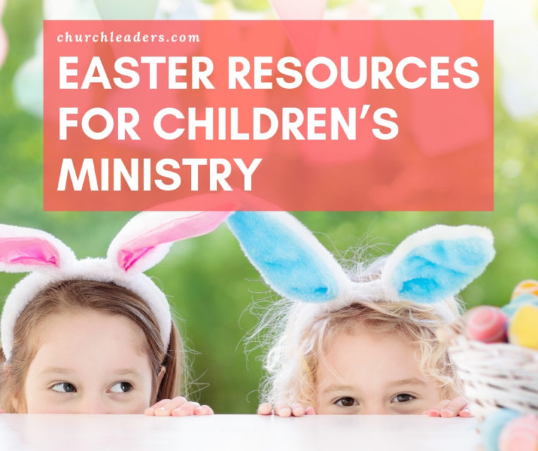 Easter Resources for Children's Ministry