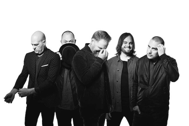 It Would Take a 'Divorce' to Split MercyMe Up Nowadays