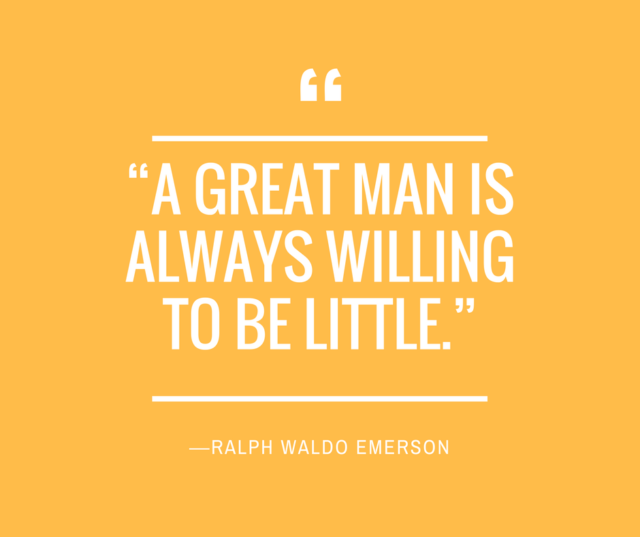 humility quotes emerson