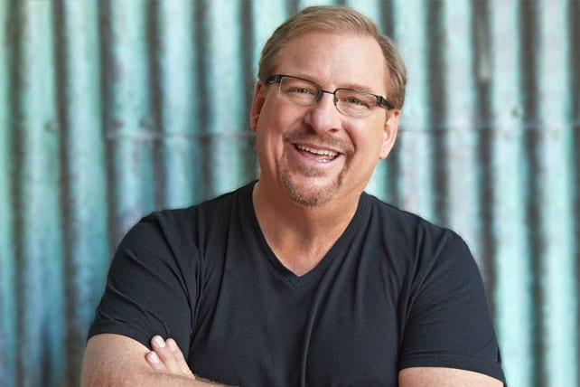 Rick Warren: 4 Practical Reasons for Small Groups