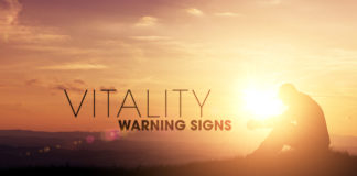 3 Spiritual Vitality Warning Signs for Pastors