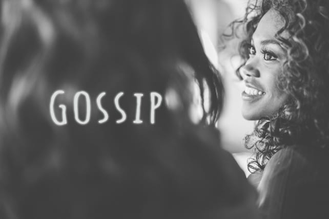 why do people gossip