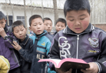 Christians in China
